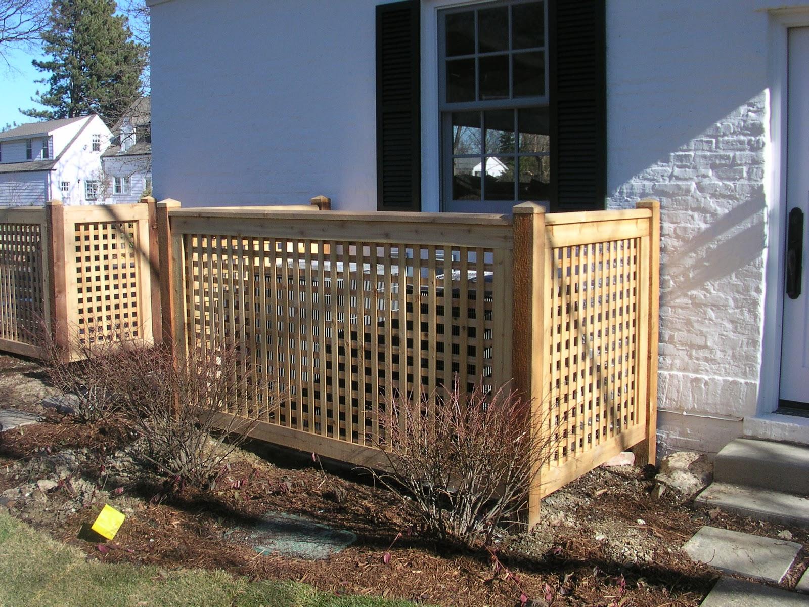 fence utility box cover fence free engine image for user. Black Bedroom Furniture Sets. Home Design Ideas