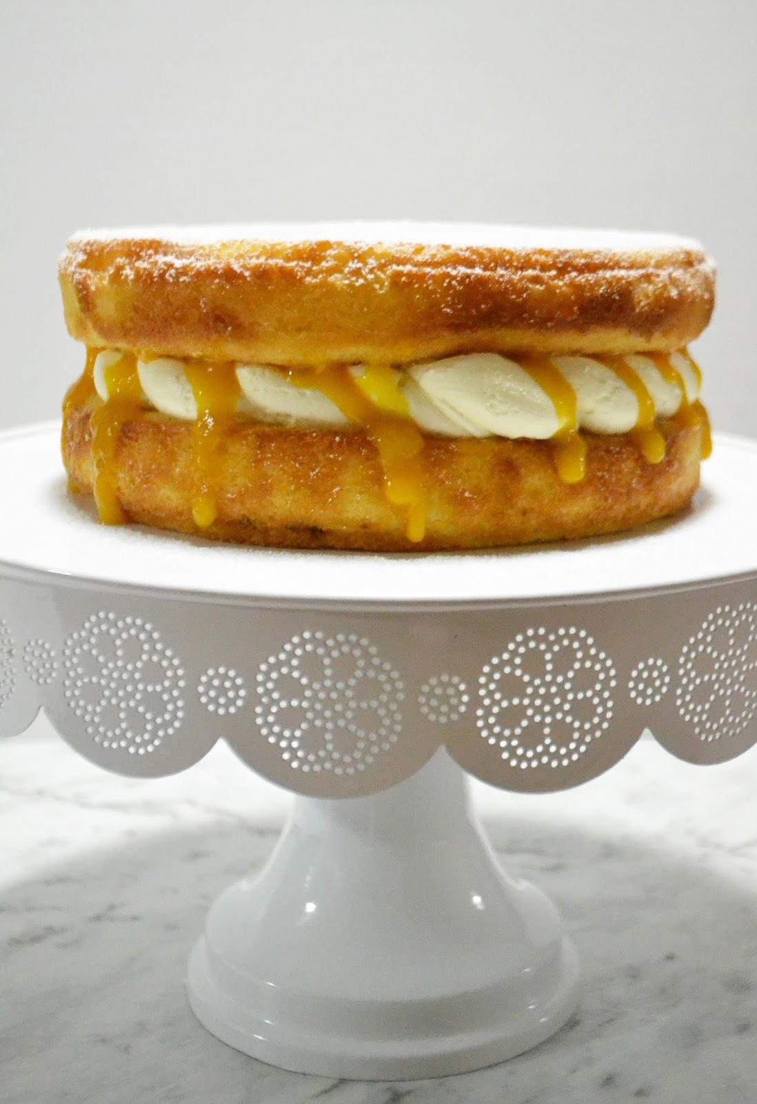 Sandwich Cake Au Chorizo