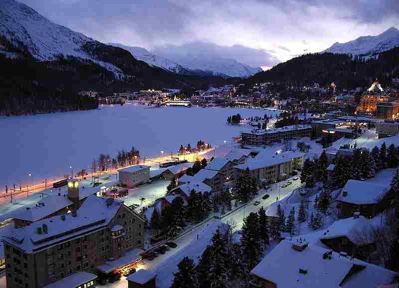 st Moritz Switzerland Attractions Attraction in st Moritz