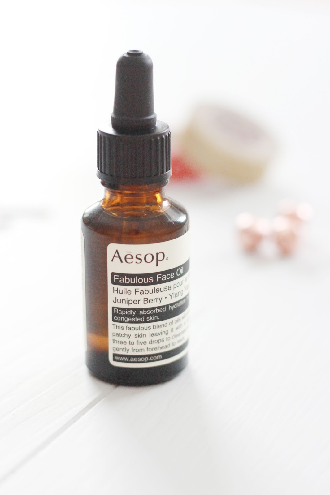 Aesop Fabulous Facial Oil