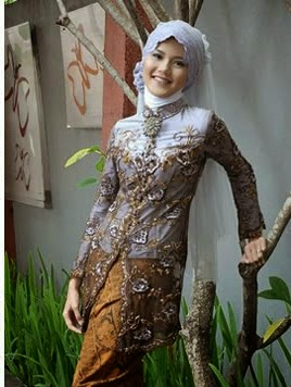 Model Baju Kebaya Pesta Modern