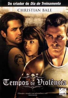 Tempos de Violência - DVDRip Dublado