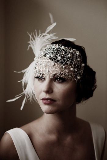 VINTAGE HEADPIECES