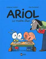 Ariol d'Emmanuel Guibert et Marc Boutavant 1259048