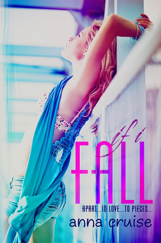 COVER REVEAL: If I Fall by Anna Cruise