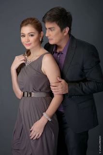 Gary Estrada and Charee Pineda
