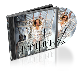 Download CD Britney Spears-Britney Spears Live The Femme Fatale Tour 2011