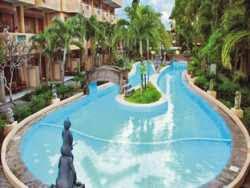 Hotel Kolam Renang di Legian - Melasti Beach Resort & Spa