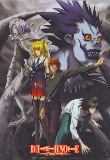 Death Note Serie Completa Español Latino