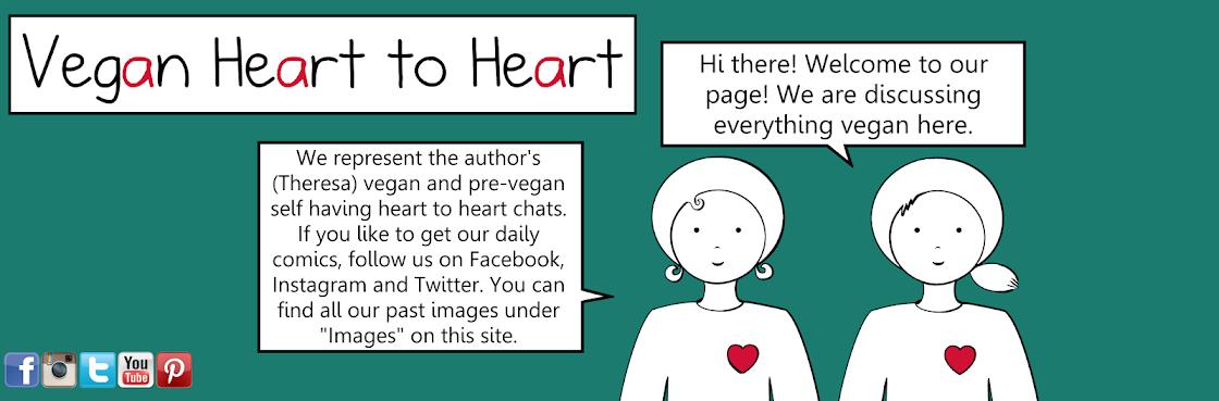 Vegan Heart to Heart