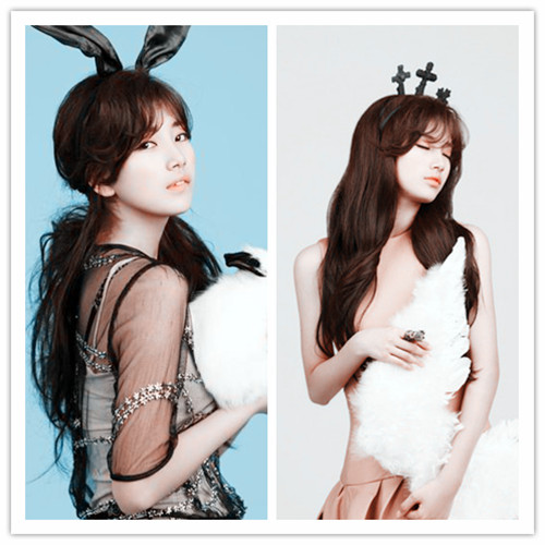 Bae Suzy W Korea Magazine 2013