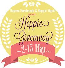 Heppie Giveaway