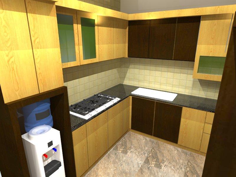 Kitchen set minimalis surabaya sidoarjo for Harga kitchen set surabaya