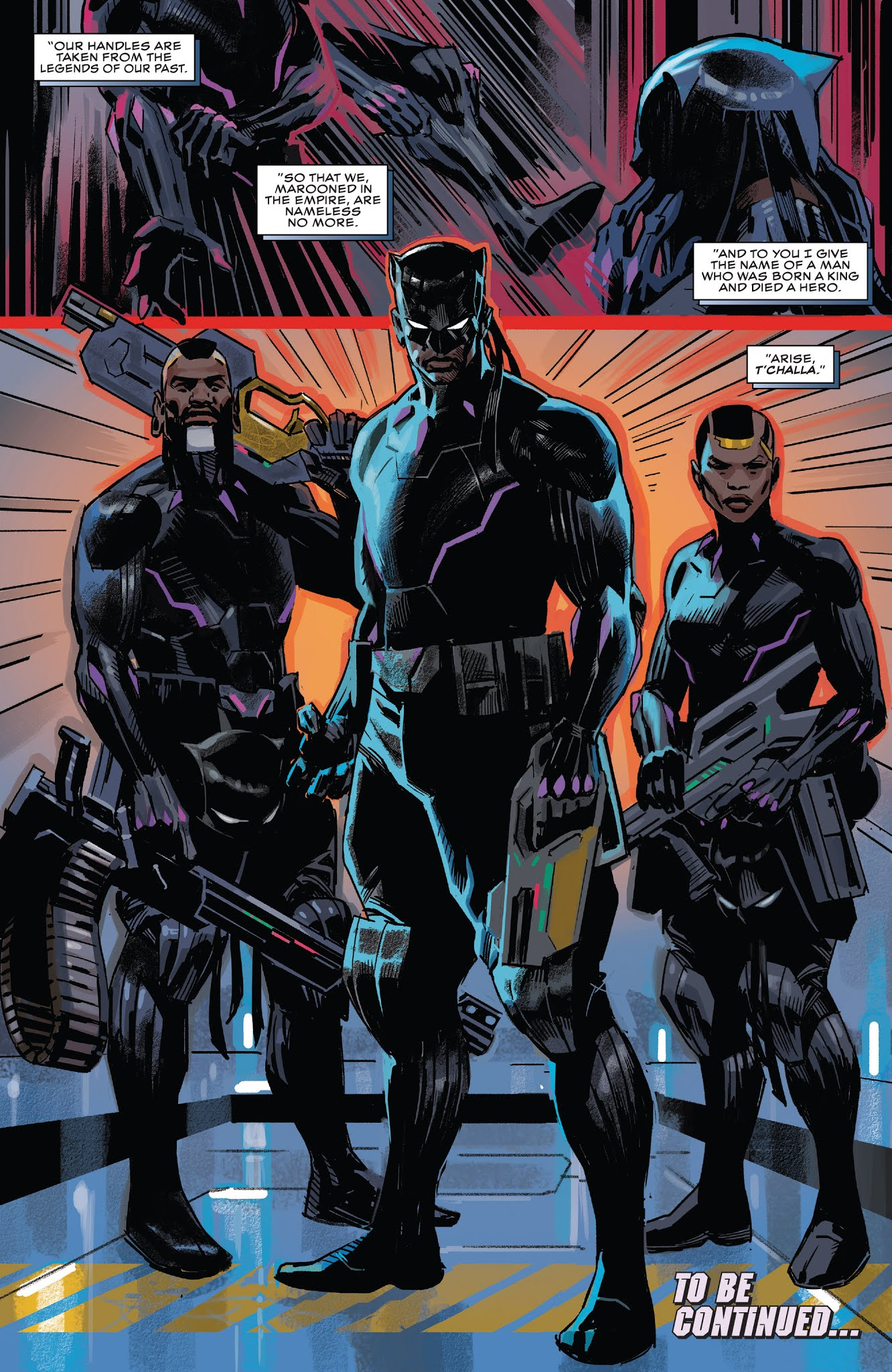 Black Panther (2018) #1 #18 - English 33
