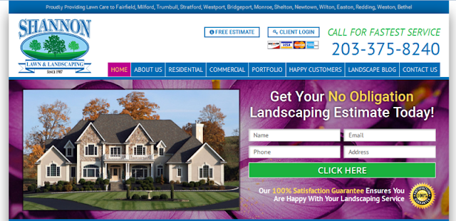 leading lawn care and landscaping company in CT