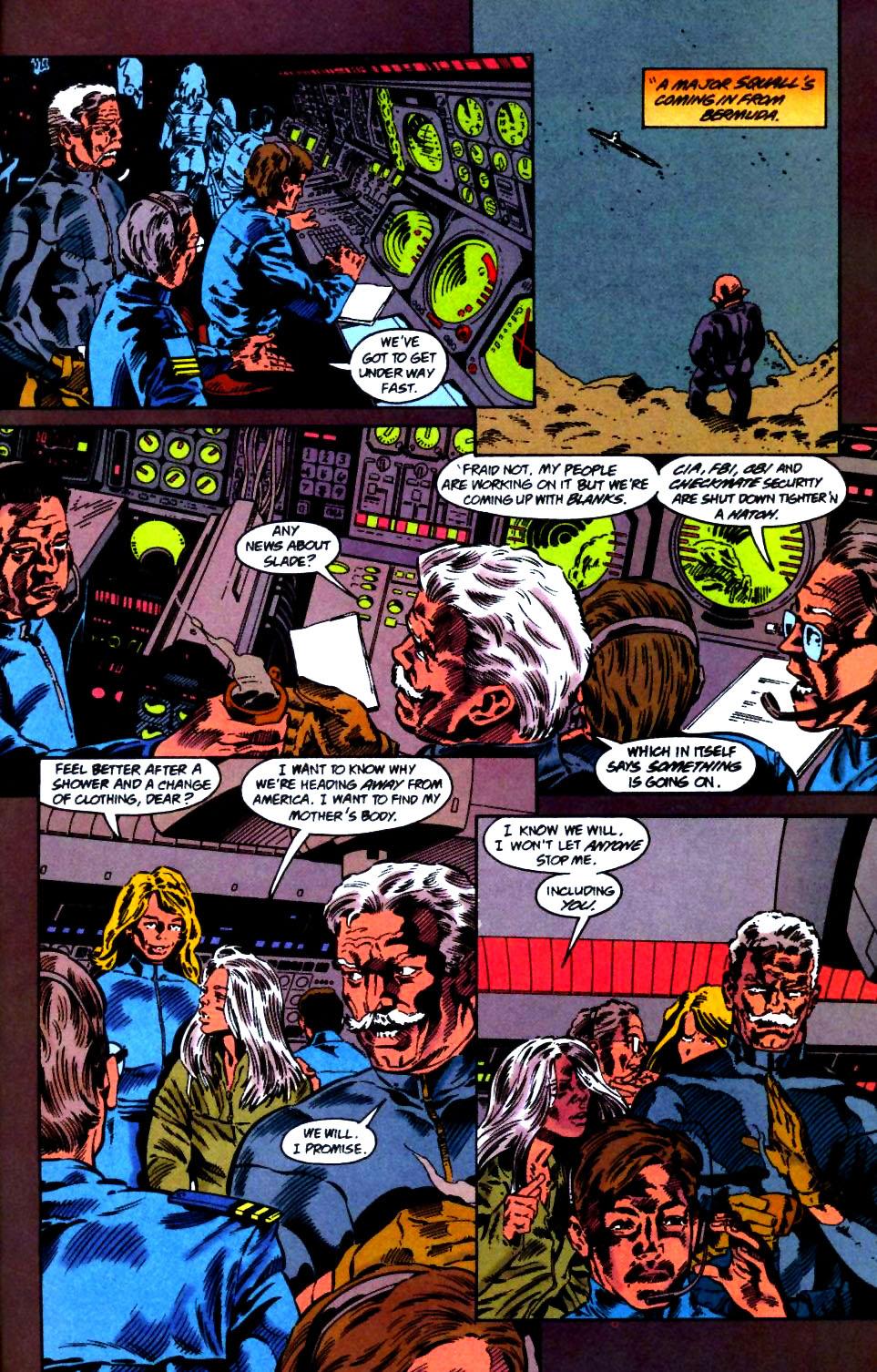 Deathstroke (1991) Issue #47 #52 - English 14