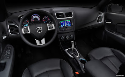 2016 Dodge Avenger SRT Concept Specs