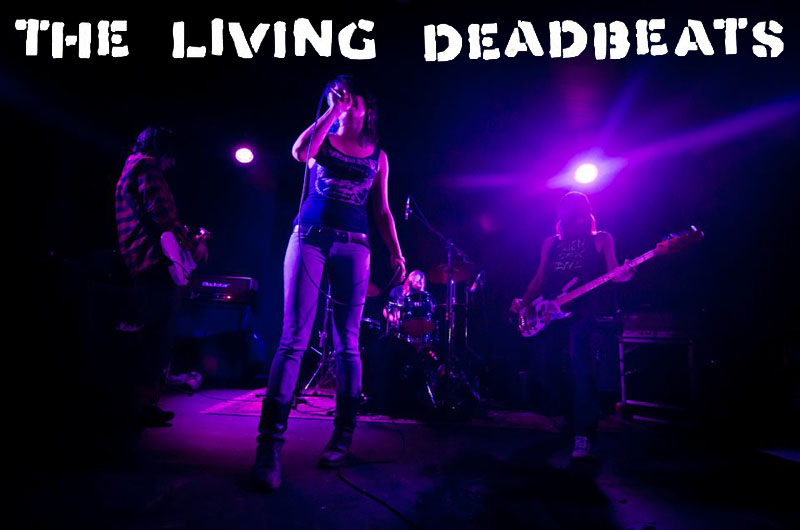 The Living Deadbeats Official Page