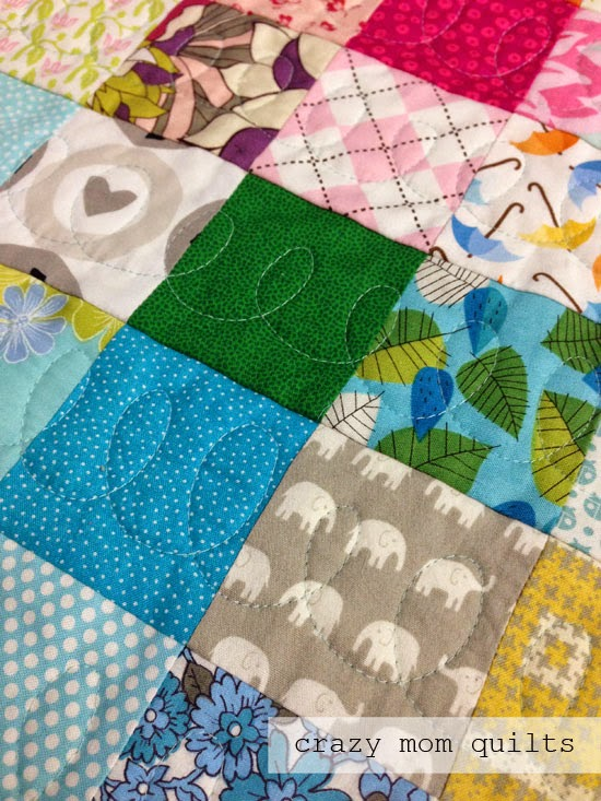 Crazy Mom Quilts Machine Quilting 101picking A Pattern