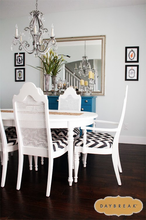 How to create beautiful living spaces on a budget. I love these ideas. #interiordesign #daybreakut