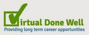 ONLINE PERSONAL ASSISTANT WITH EXCELLENT ENGLISH SKILLS NEEDED AT VIRTUAL DONE WELL!