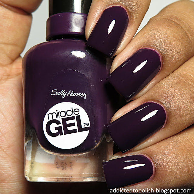 sally hansen miracle gel boho a go go