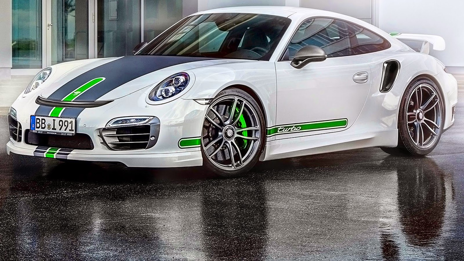 With Immediate Effect Techart Performance Upgrades For The Porsche 911 Models Type 991 Remain Not Only Reserved