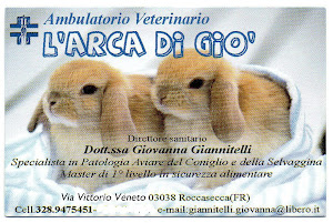 Ambulatorio Veterinario L'ARCA DI GIO'