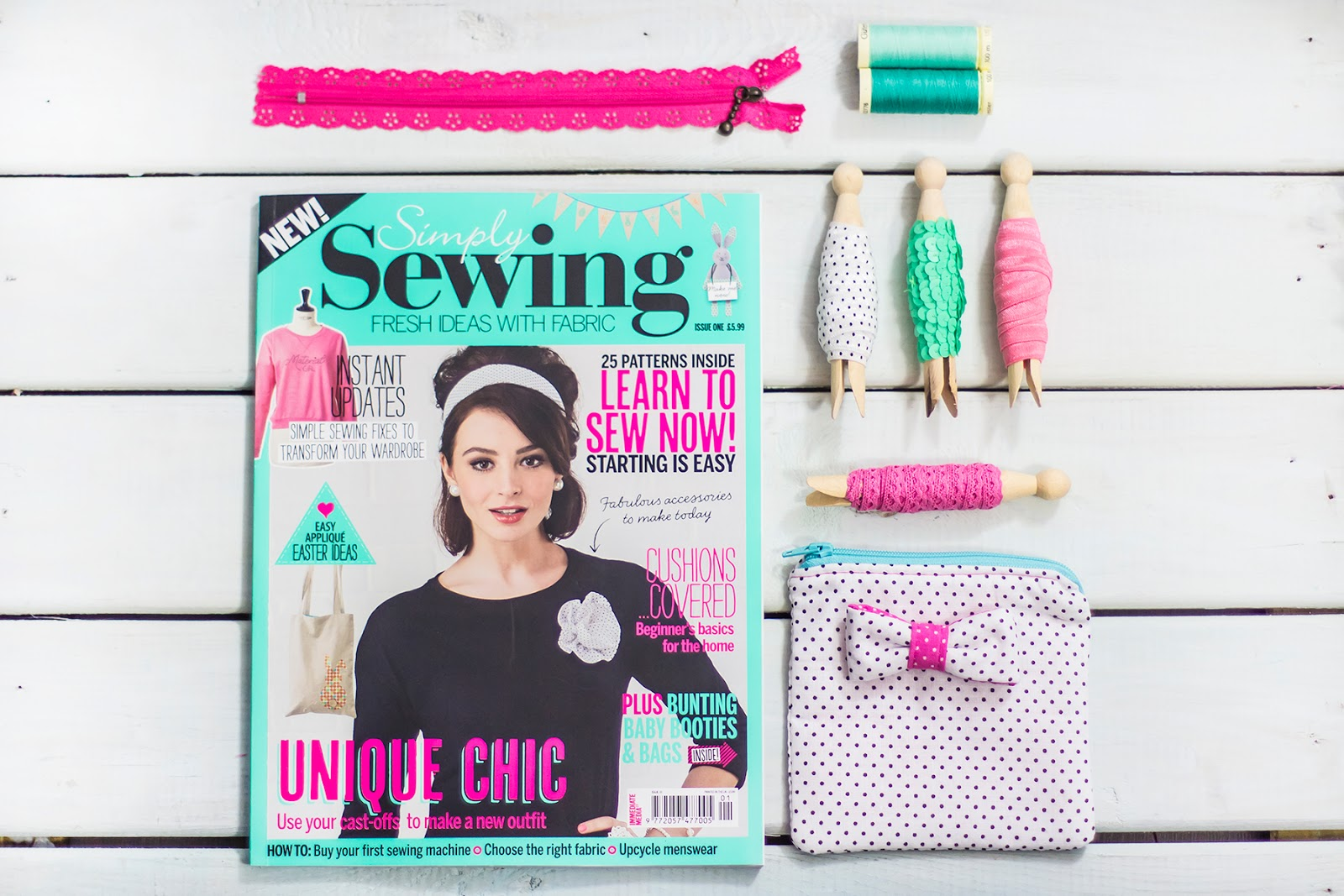 Live it love it make it february 2015 i have a quick question for you is there room on the heaving shelves of the craft section in your newsagent for yet another sewing magazine jeuxipadfo Image collections