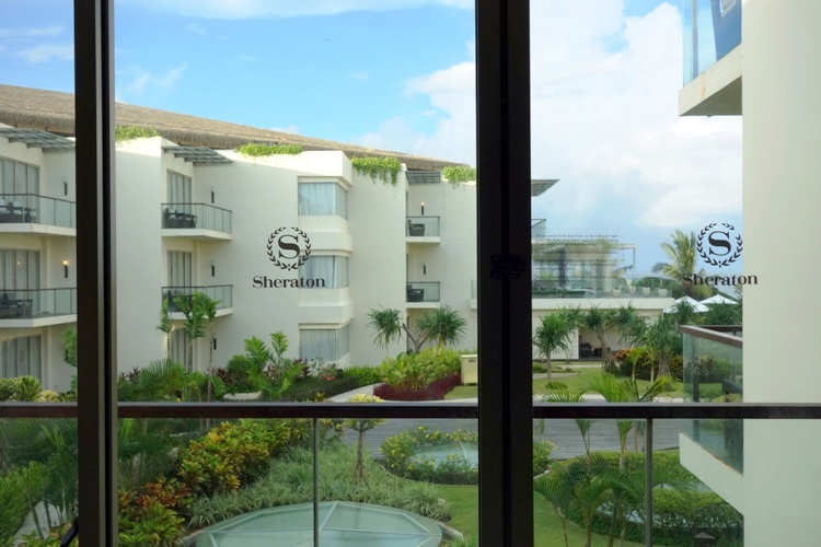 Tesyasblog Hotel Review Sheraton Kuta Bali