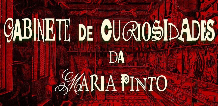 Gabinete de Curiosidades da Maria Pinto