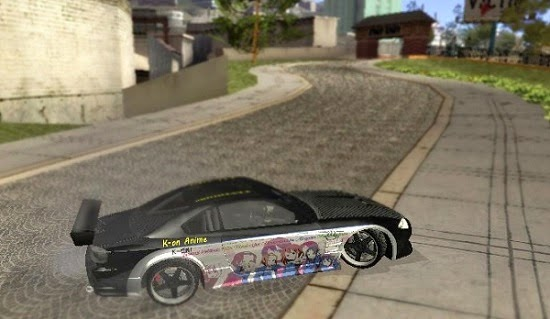 Permalink ke Mod NIssan S15 Paint Job K-on