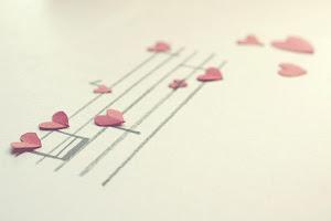 Amor, música y amistad.