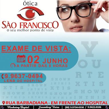 ÓTICA SÃO FRANCISCO