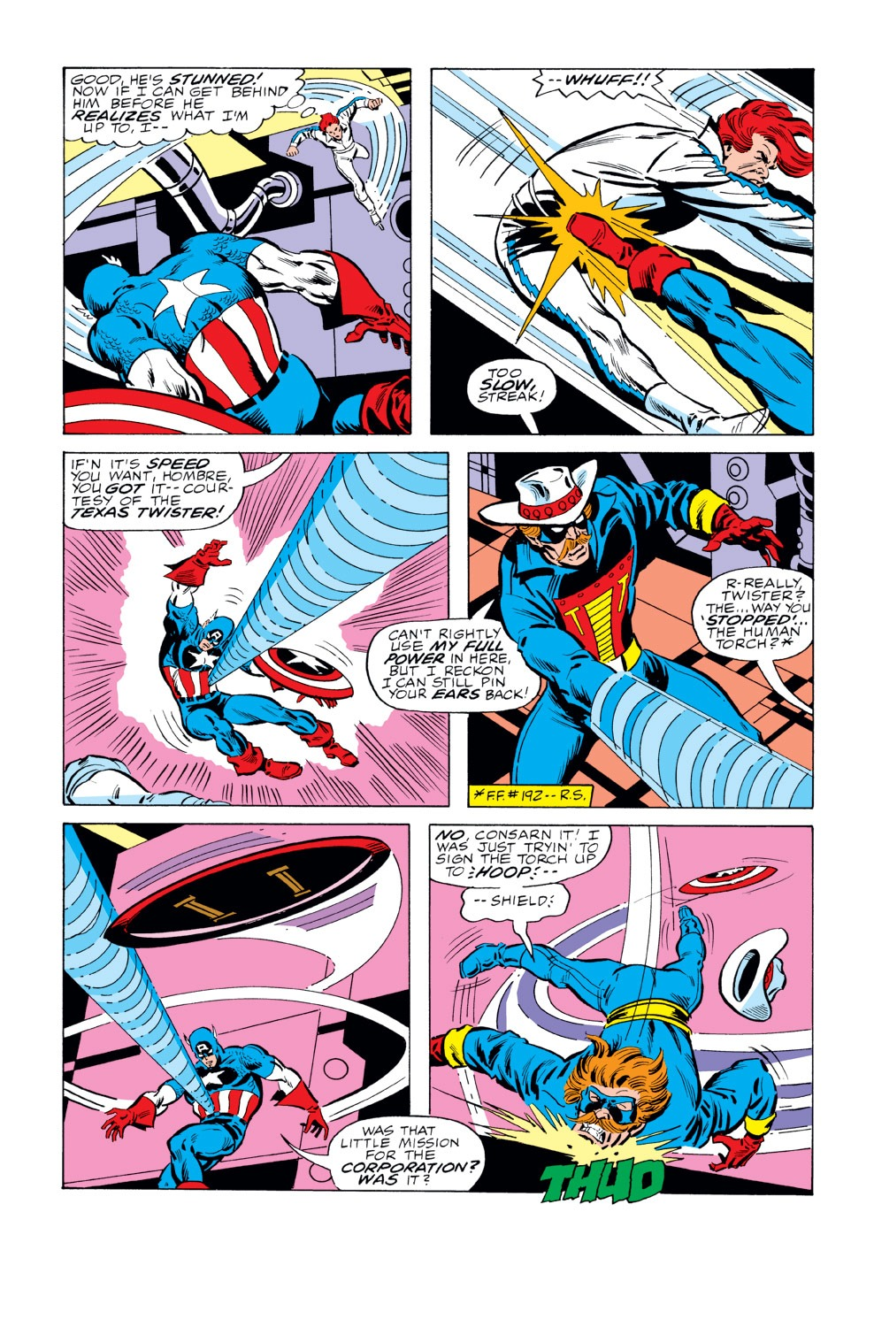 Captain America (1968) Issue #229 #143 - English 14