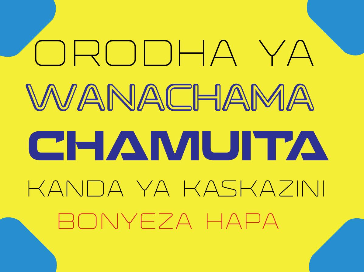 WANACHAMA - KASKAZINI