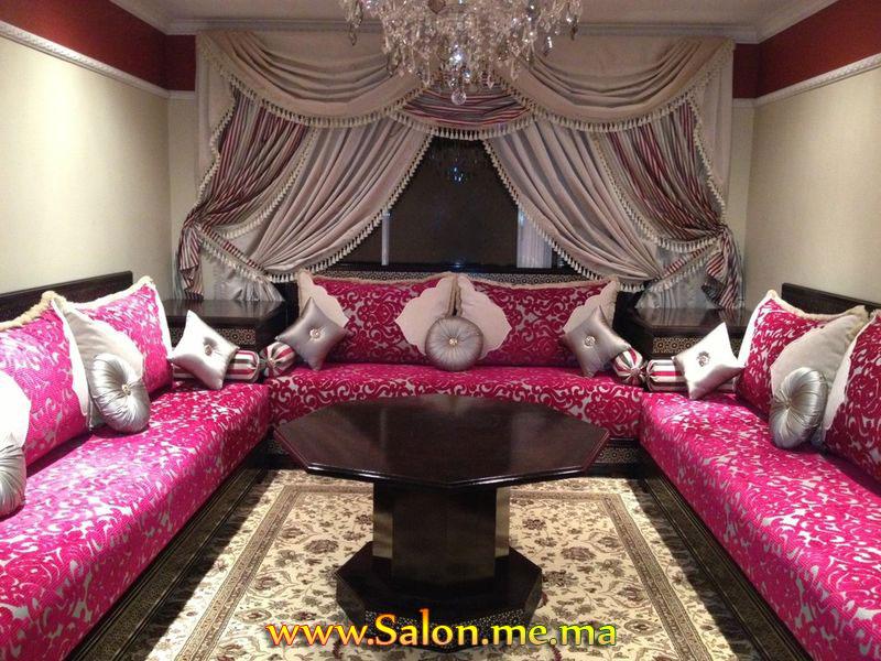 salon marocain moderne traditionnel dcoration salon marocain moderne 2015 salon marocain lgant et - Salon Marocain Sahraoui