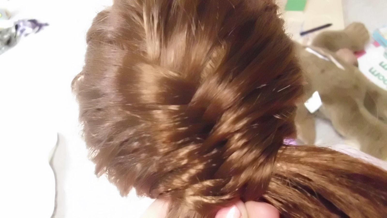 Underhand Braids Hairstyles Hairstylegalleries