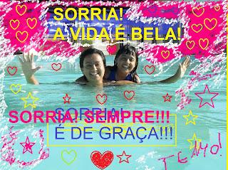 SORRIA!  É DE GRAÇA!!!