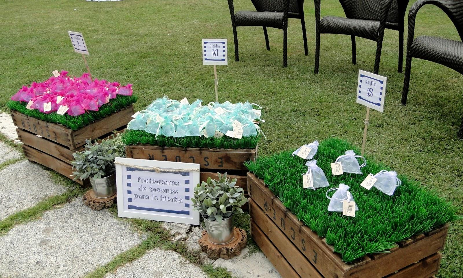 Confesiones de una boda making of de la boda miss for Zapatos para boda en jardin