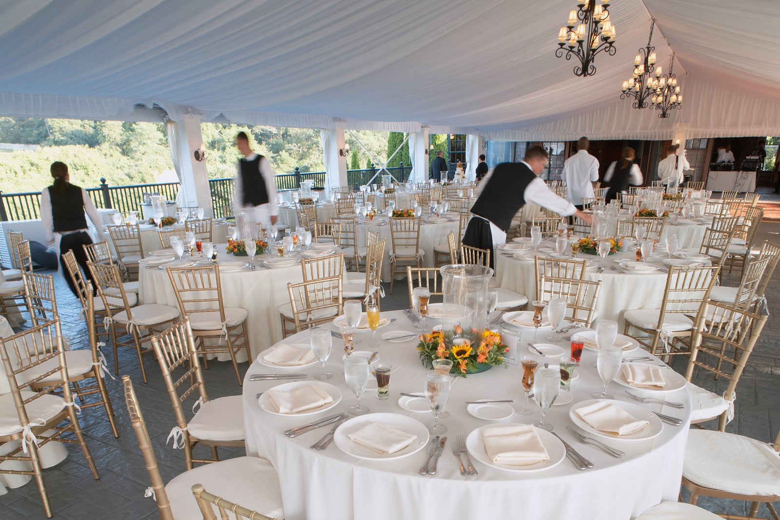tent wedding ideas