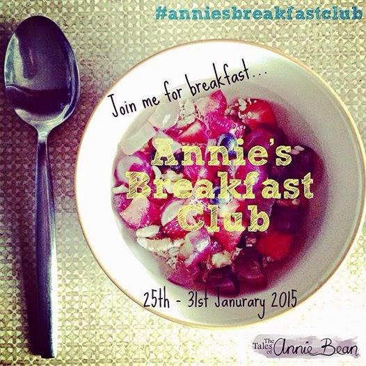 Breakfast week ideas blog