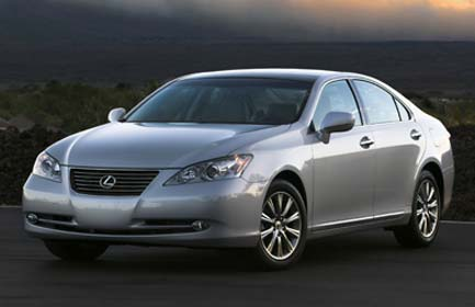 2007 LEXUS ES 350 Warranty Owners Manual   Manuals Online