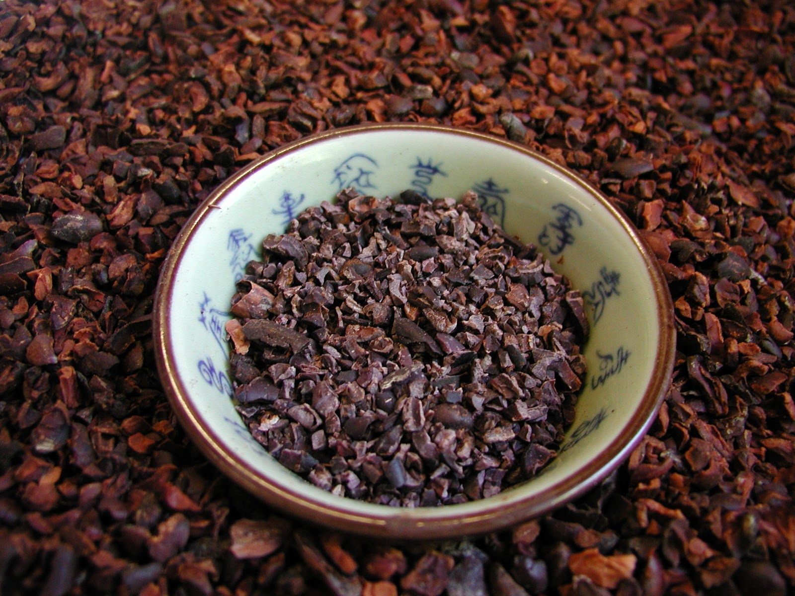 how to make cocoa into chocolate
