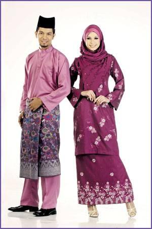 gambar pakaian tradisional malaysia