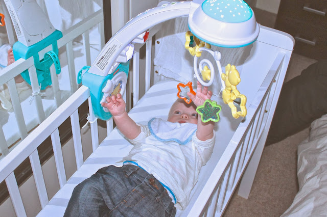 Fisher Price Starlight Mobile Review