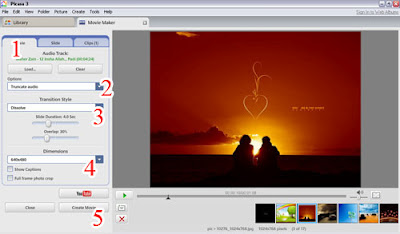 tutorial membuat video photo
