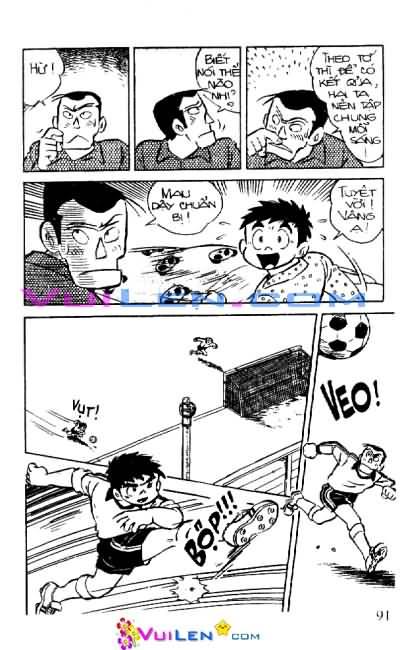 Jindodinho - Đường Dẫn Đến Khung Thành III  Tập 8 page 91 Congtruyen24h