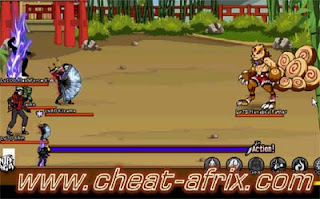 Ninja Saga Cheat Recruit NPC 2012
