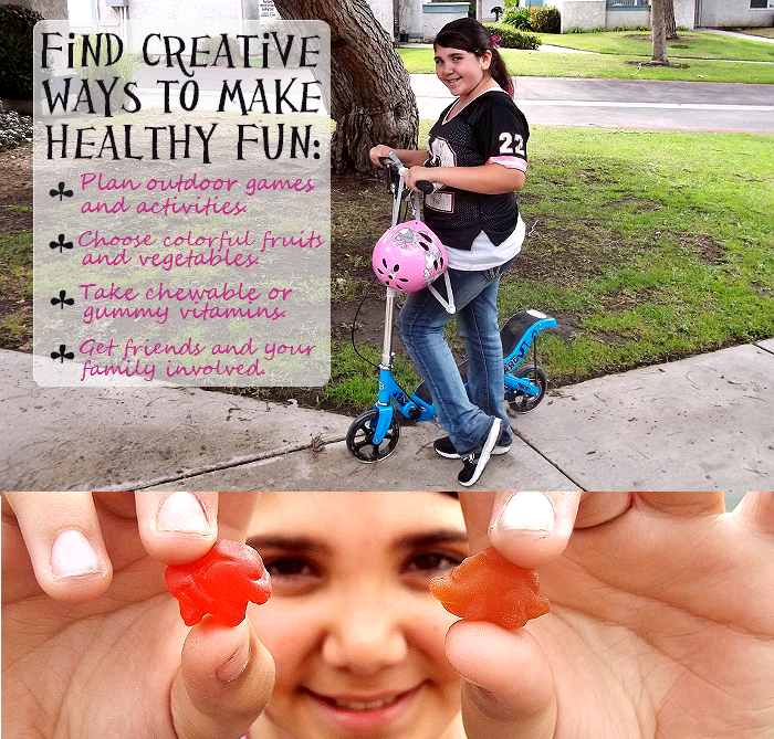 Making Healthy Fun #WellAtWalgreens #Shop #Cbias